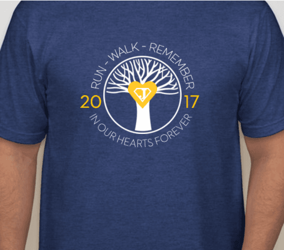 2017 Walk for Ashley T-Shirt