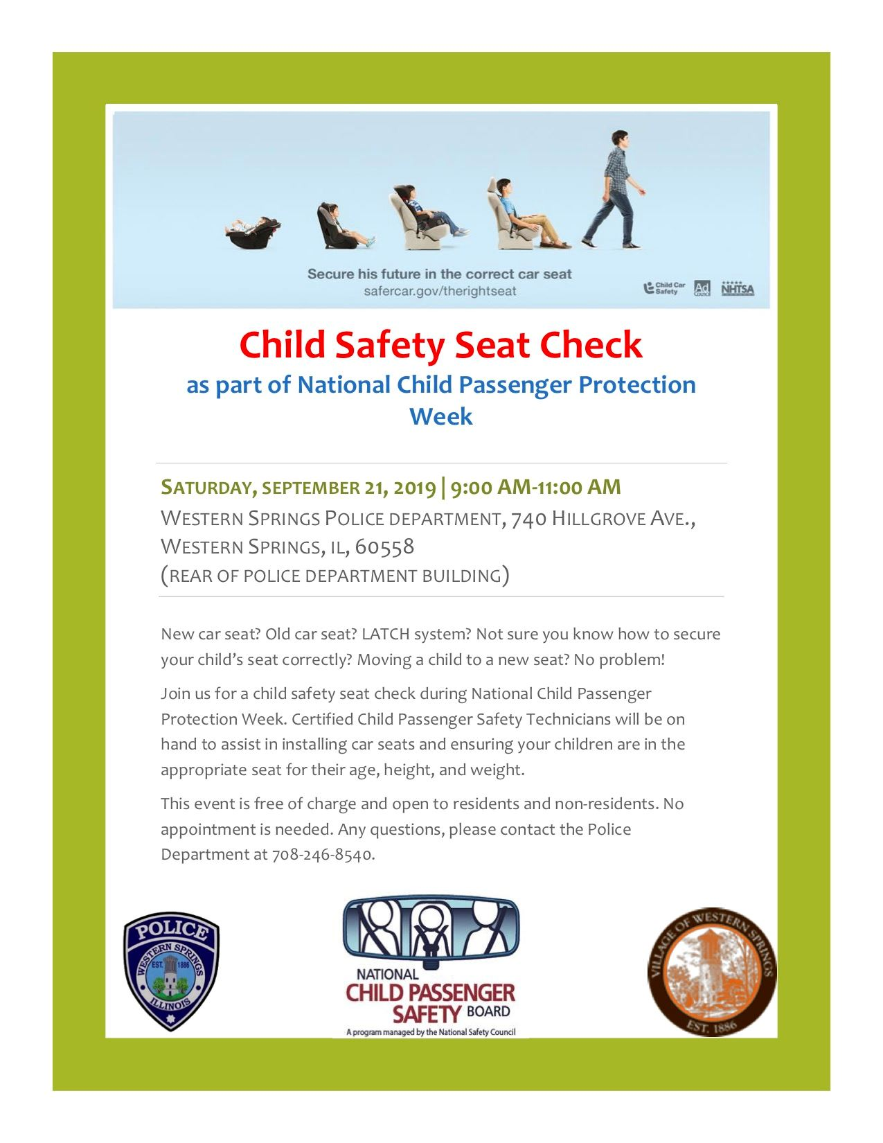 Child Safety Seat Check Flyer copy