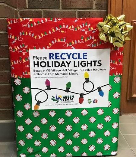 Recycle Lights 2020